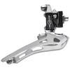 CAMPAGNOLO Veloce Umwerfer 2-fach 31,8 mm silber